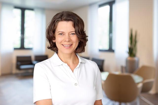 Unsere Partnerradiologin Marietta Garmer im nexmed Standort Bochum