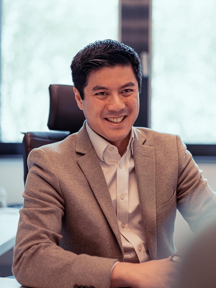 Xuan Vinh Nguyen, Facharzt für Radiologie, Neuroradiologie der Radiologische Privatpraxis Radiologie³